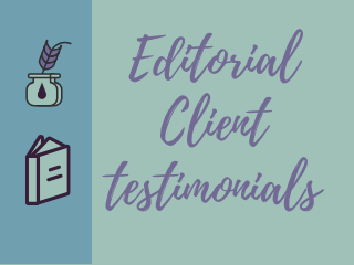 Editorial Client Testimonials Icon