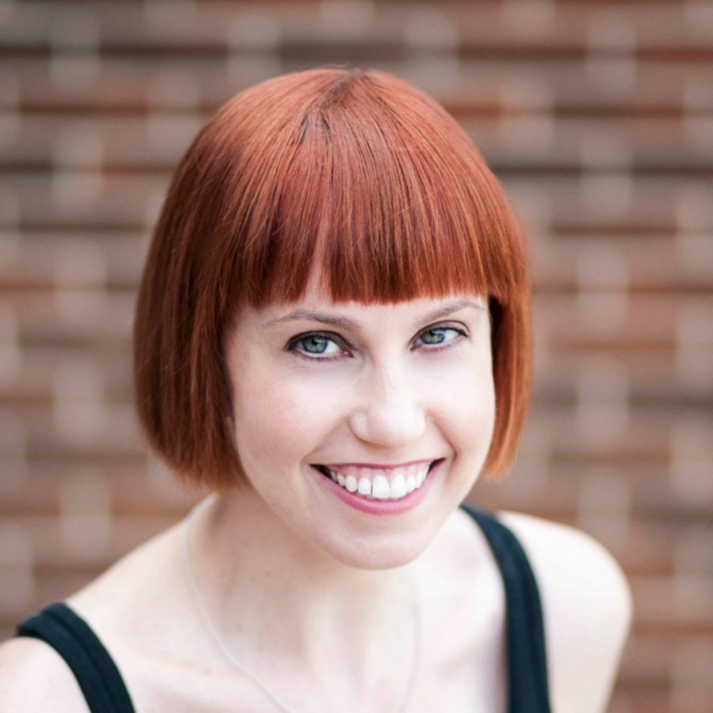 Headshot of Jessica Conoley